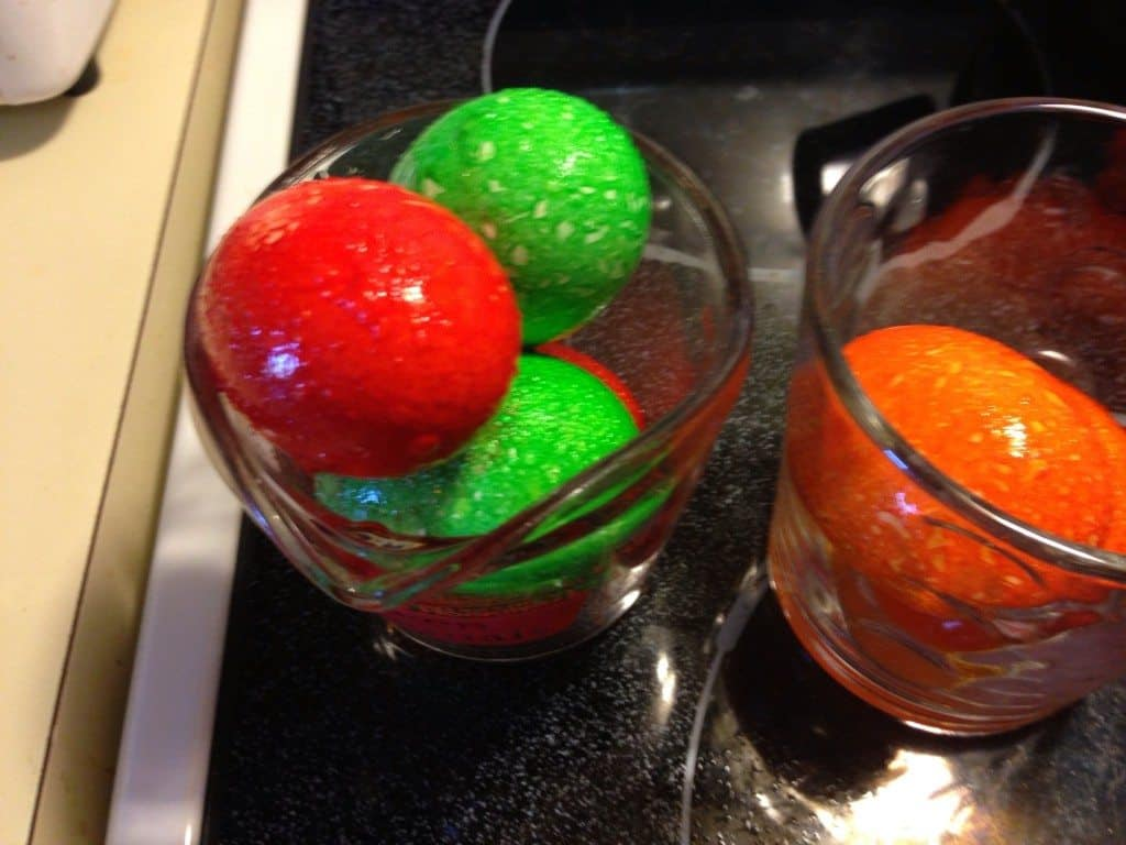 want to dye your Easter eggs in bright colors? You've got to try my kool aid dyed Easter eggs.