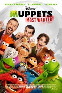 Muppets Most Wanted Review