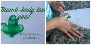 thumbprint craft