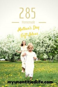 mothers day gift ideas made at home