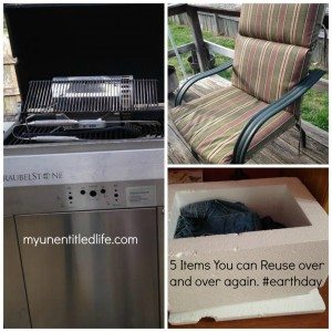 5 items you can reuse over and over again