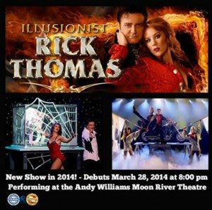 Review Rick Thomas the Illusionist