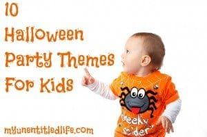10 Halloween Party Themes for Children