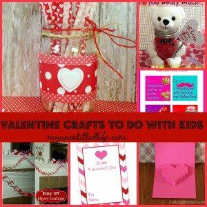 valentine day crafts for kids