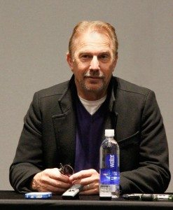 My exclusive interview with Kevin Costner on McFarland #McFarlandUSAEvent