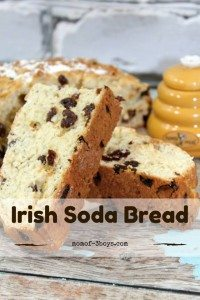 Irish Soda Bread #12daysof #recipes