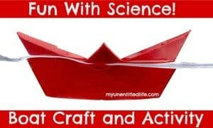 Boat Craft and Activity