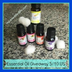 Puritan's Pride Essential oils