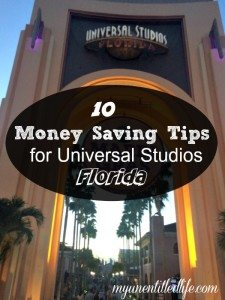 Universal Studios Money Saving Tips
