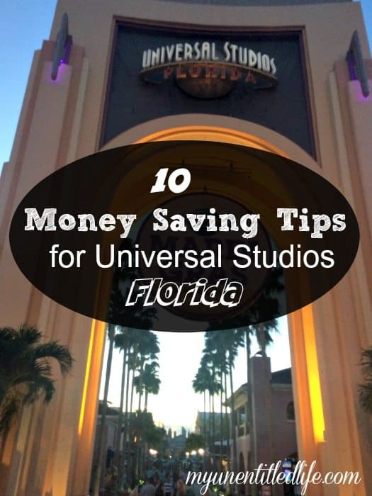 10 Money Saving Tips for Universal Studios Florida