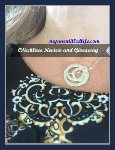 onecklace review and giveaway
