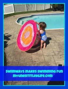 swimways makes swimming fun