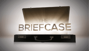 The Briefcase is CBS's newest hit of the summer 5/27 7-8 pm CST #ad