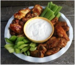 Wing Recipe #12daysof