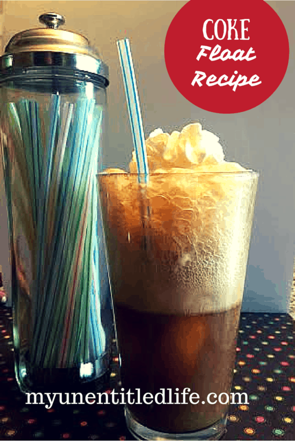 coke float recipe