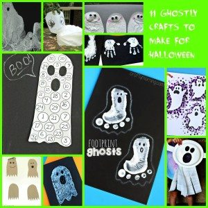 11 ghostly crafts