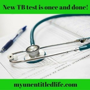 Please get your TB Blood test so we can keep children and adults safe! #TBBloodTest #ad #IC