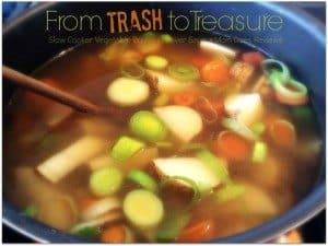 trash to treasure soup