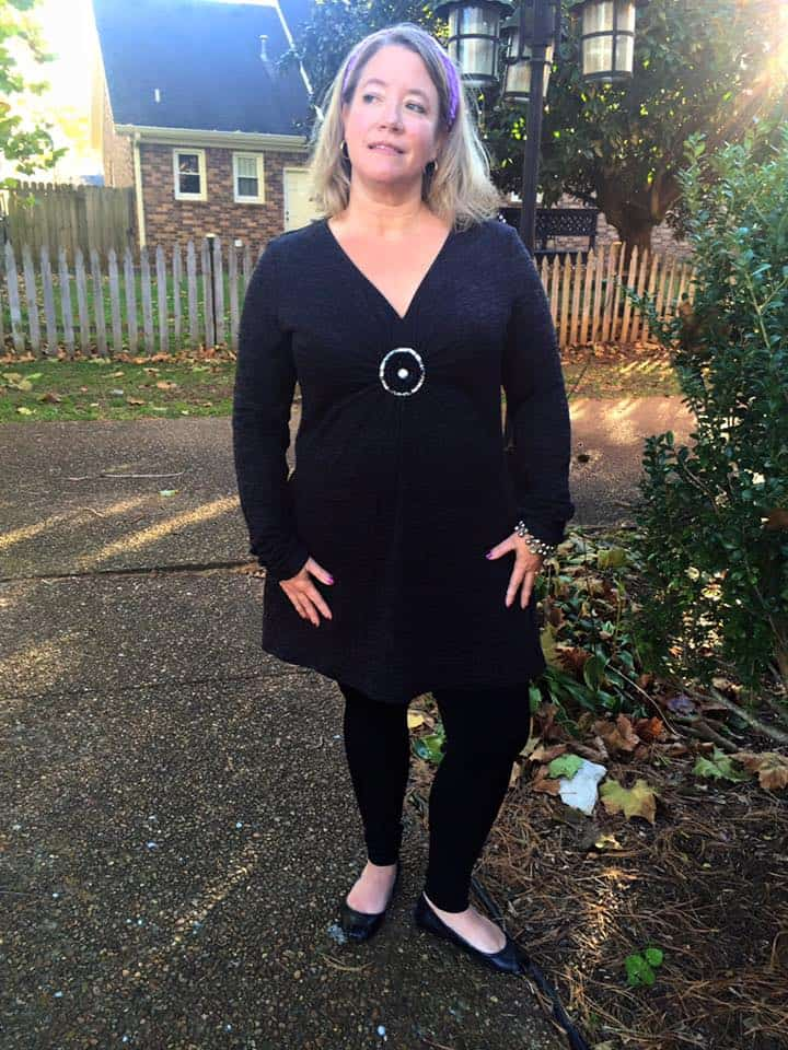 medallion tunic review monroe and main