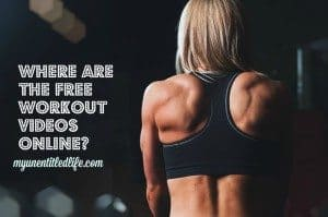 free online workout videos
