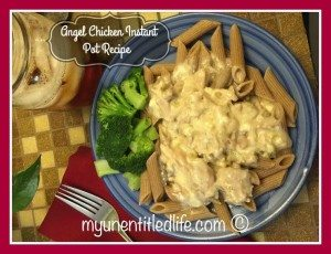 angel chicken instant pot recipe