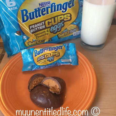 butterfinger eggs 6 pack