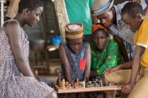 Queen of Katwe new clips #QueenofKatwe