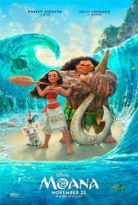 Moana has new coloring printables and activity sheets
