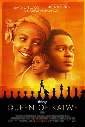 Queen of Katwe has new clips out!