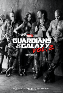 Guardians of the Galaxy 2 sneak peek and poster for you!