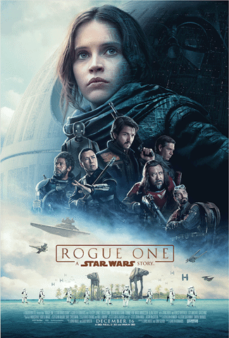 Check out the newest featurette before you head out to see Rogue One a Star Wars story today! In theaters everywhere!