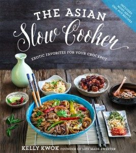 Asian Slow Cooker Cookbook Review and giveaway 11/28 US