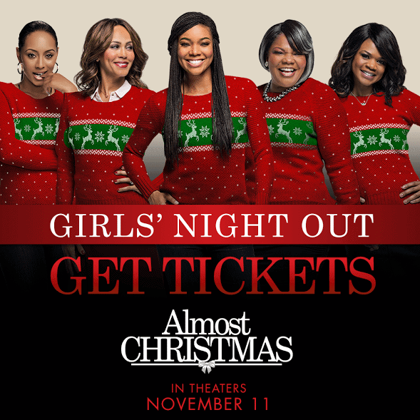 #AlmostChristmas Review, trailer and release date info