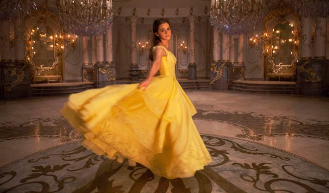 Beauty and the Beast live action new trailer and release date