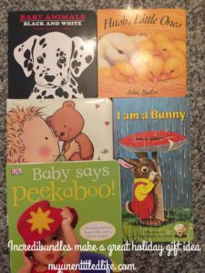 Great gift ideas for baby from Incredibundles & an Unboxing #Incredibundles