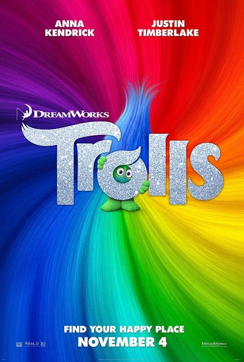 Wondering if you'll enjoy Trolls with the kids this weekend? Click to read my review with no spoilers!