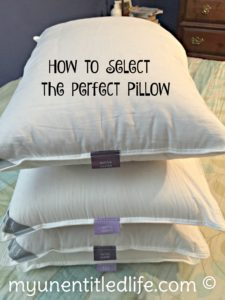 How to select the perfect pillow and a $276 Brentwood Home giveaway 12/29 US #ad