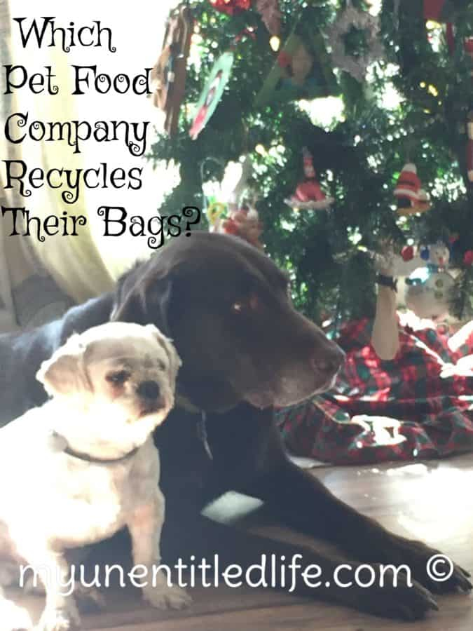 Are you into recycling? Have you wondered who it is that will recycle their dog food bags? #ad @Petsmart @WellnessPetFood