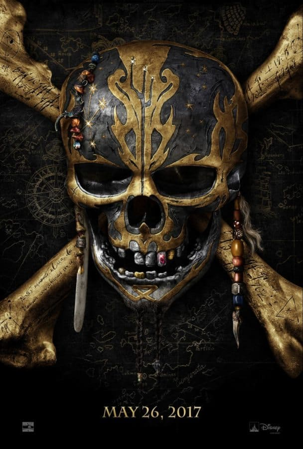 pirates of the caribbean dead men tell no tales trailer and release date