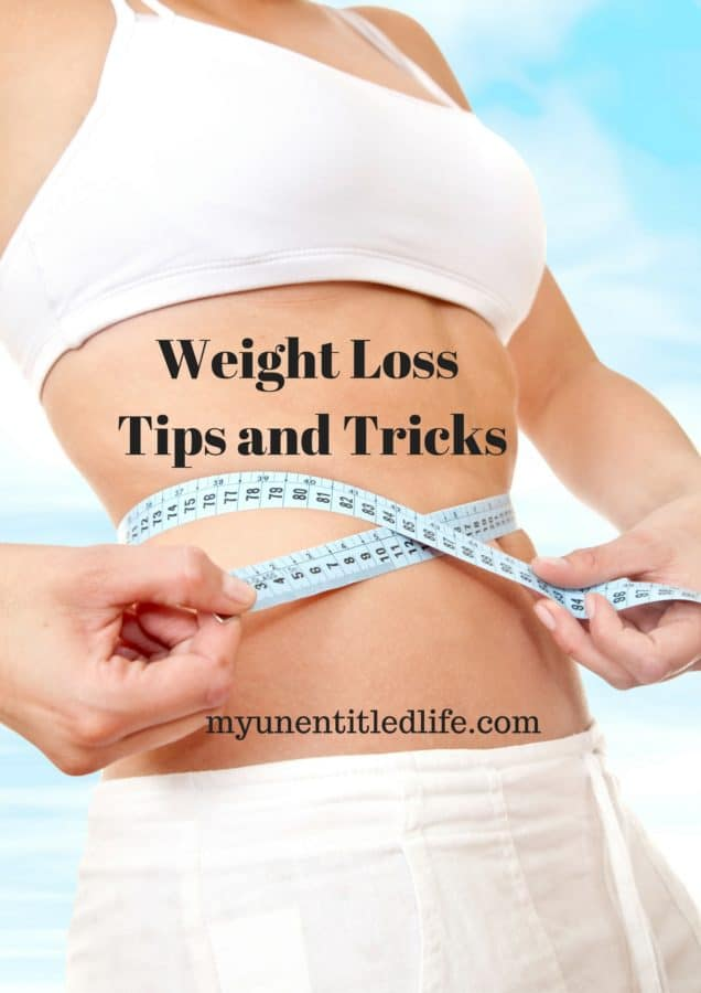 how to lose weight with tips and tricks