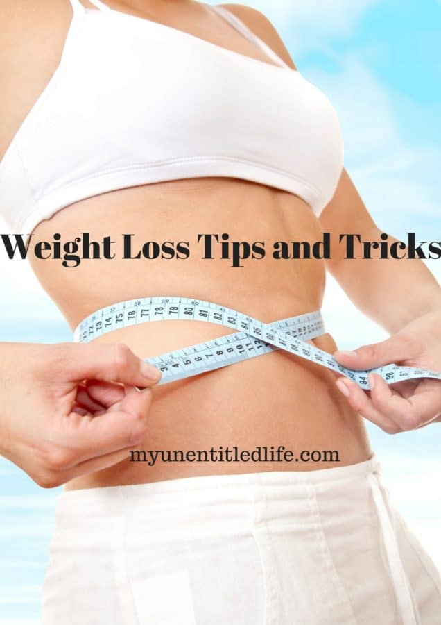 weight loss tips and tricks to help you lose weight