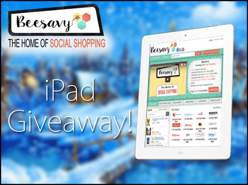 Check out what Beesavy has to offer and enter to win an iPad too! 1/30 US