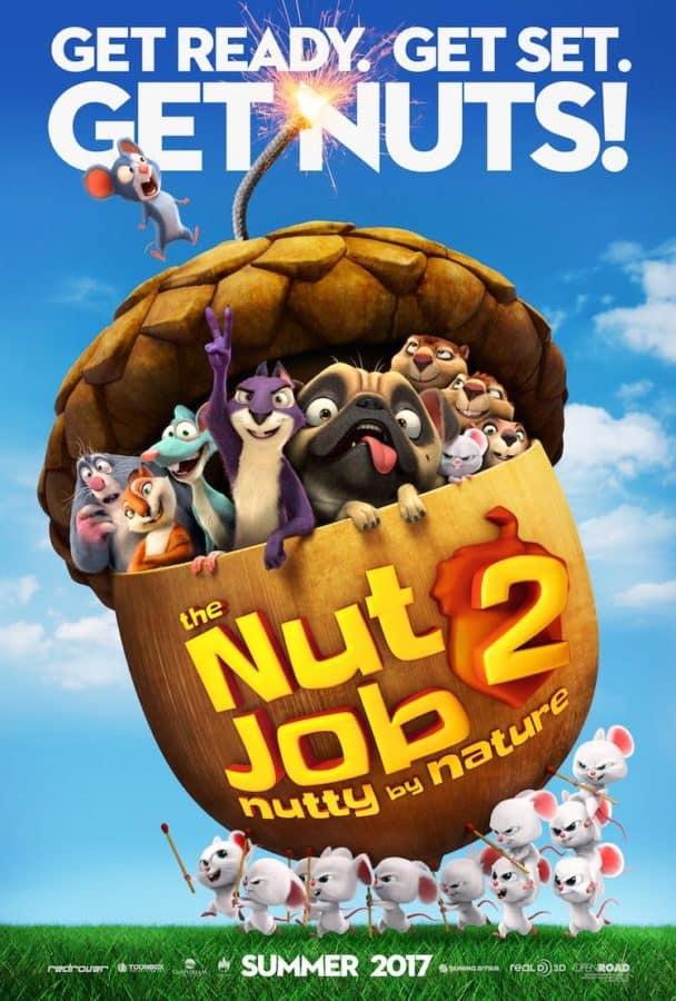 nut job 2 release date and trailers