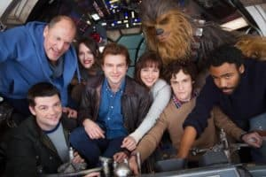 Han Solo A new Star Wars story begins!