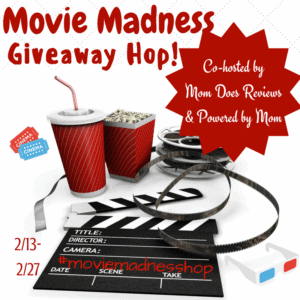 Movie Madness Giveaway Hop 2/27 US