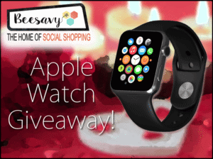 beesavy apple watch giveaway