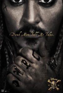 Pirates of the Caribbean Dead Men Tell No Tales Trailer and pics