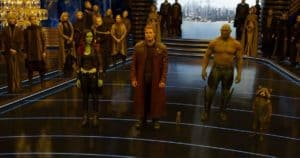 Guardians of the Galaxy Vol 2 Extended look just for you!!