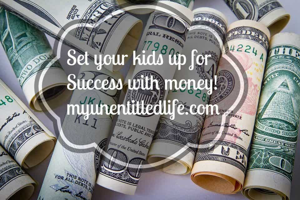 Teaching kids about money starts young and continues as they grow. Learn some tips to get your kids set up for success with money.