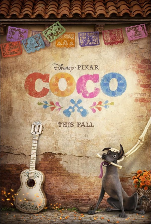 coco the movie and what it's about